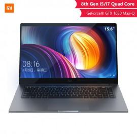 Original Xiaomi Notebook Pro 15,6 pulgadas GTX 1050 Max-Q 4GB GDDR5 ordenador portátil juego de oficina I5 8G/I7 16G portátil pr